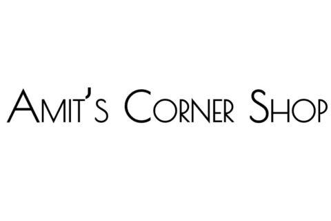 Amit's Corner Shop logo