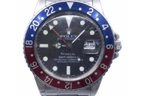 Rare Rolex 1982 watch