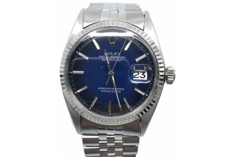 vintage Rolex Datejust watch