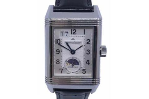 Jaeger Lecoultre Reverso Grande Date Watch
