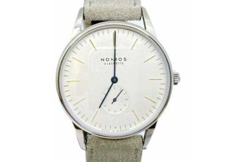 NOMOS Glashütte Orion 384 watch
