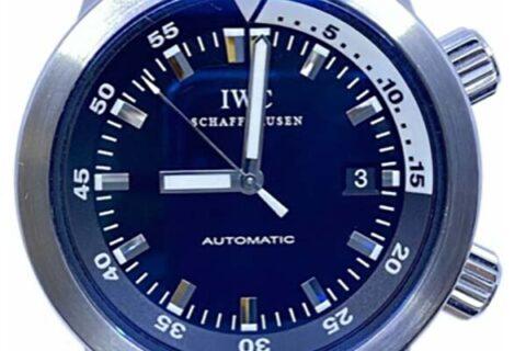 IWC Aquatimer watch