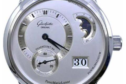 Glashütte Original Pano Lunar Panorama Date Watch
