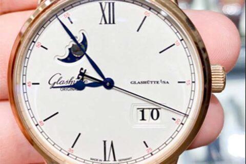 Glashütte Watch