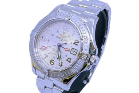 Breitling Colt GMT watch