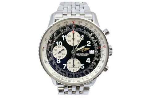 Breitling Old Navitimer Watch