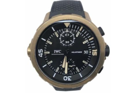 IWC Aquatimer Expedition watch