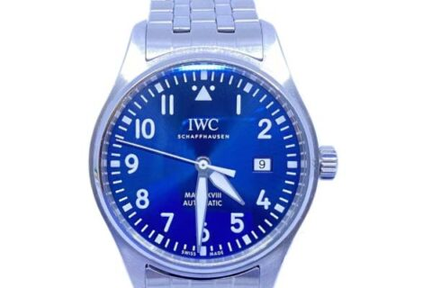 IWC Pilot Mark watch