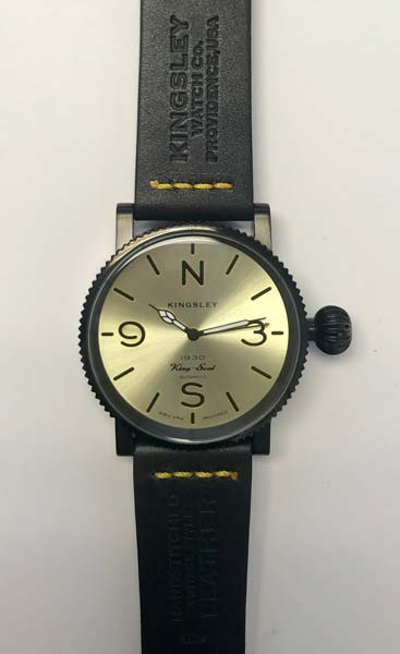 Kingsley 1945 watch