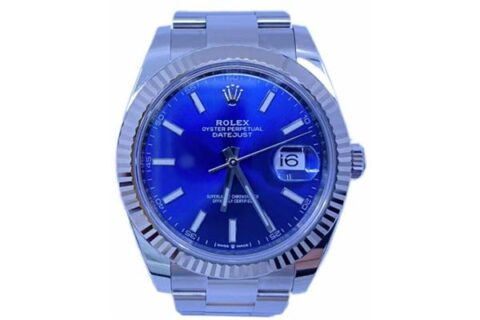 Rolex 41mm DateJust watch