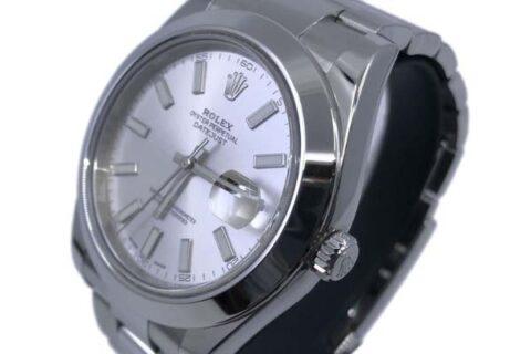 Rolex Datejust II watch
