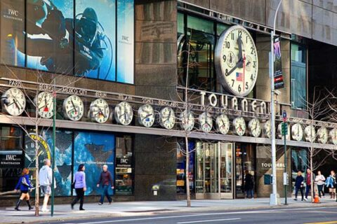Tourneau -biggest luxury watch retailers in the US