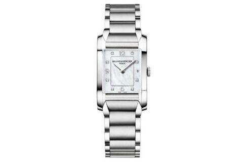 The Baume & Mercier Hampton watch