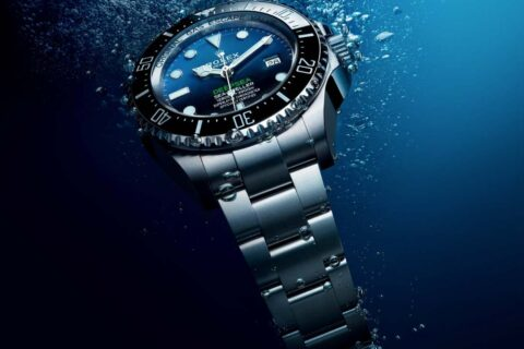 New re-designed Rolex Deep Sea with D-Blue dial