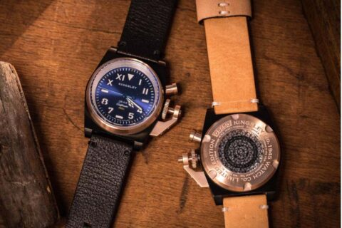 Kingsley 1945 watches