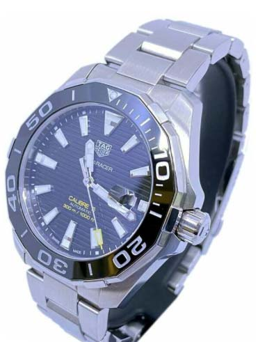 Tag Heuer Calibre watch