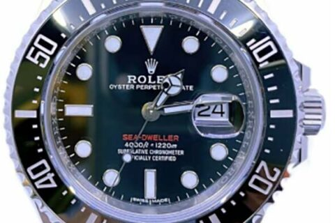 Rolex Red Sea-Dweller Watch