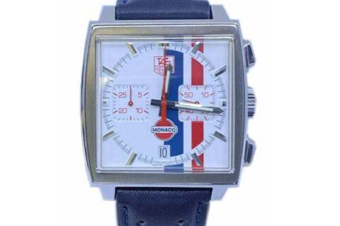 TAG Heuer Monaco Vintage watch