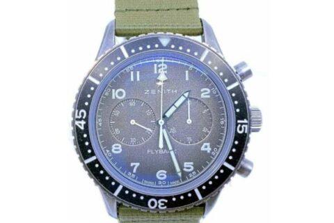 Zenith Pilot Tipo Watch